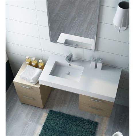 lavabi moderni bagno piano da arredo bagno moderno con lavabo decentrato vi