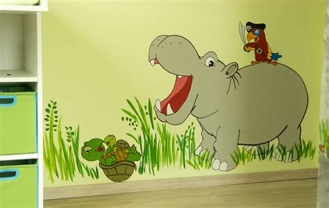 Wandgestaltung Kinderzimmer Baby Junge by Dschungel Kinderzimmer Diy Mission Wohn T Raum