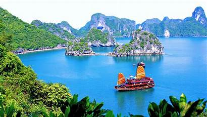 Vietnam Attractions Desktop Nature Vividscreen Info