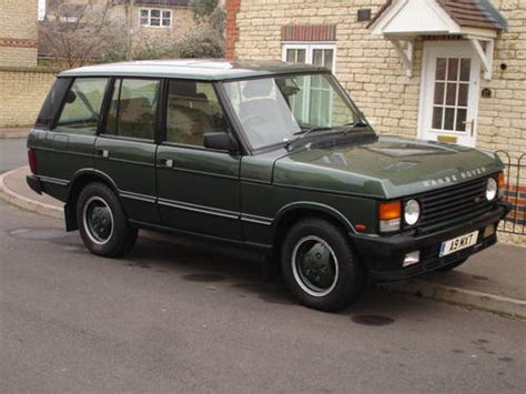 1992 Range Rover Classic Vogue Se 3.9i Sold