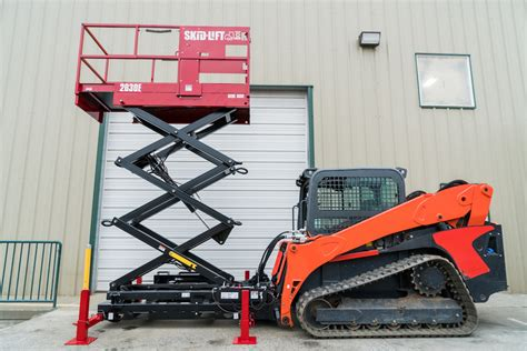 skid steer attachments equipment contracting