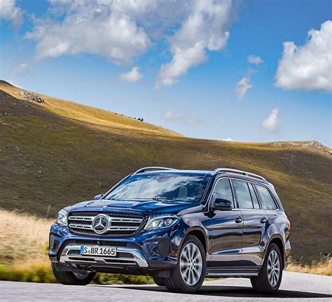 New Mercedes Gls by The New Mercedes Gls The S Class Among Suvs
