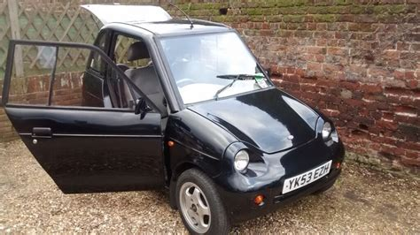 Fully Electric Cars For Sale by Reva G Wiz Further Reduction For Sale Fully