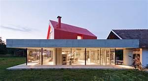 Haus Auf Französisch : haus auf haus architekturpreis f r looping architecture ~ Lizthompson.info Haus und Dekorationen