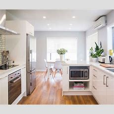 This Kitchen Went From Dull And Dark To Light And Bright