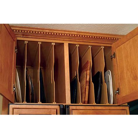 kitchen cabinet tray organizer tra sta kitchen tray dividers by omega national