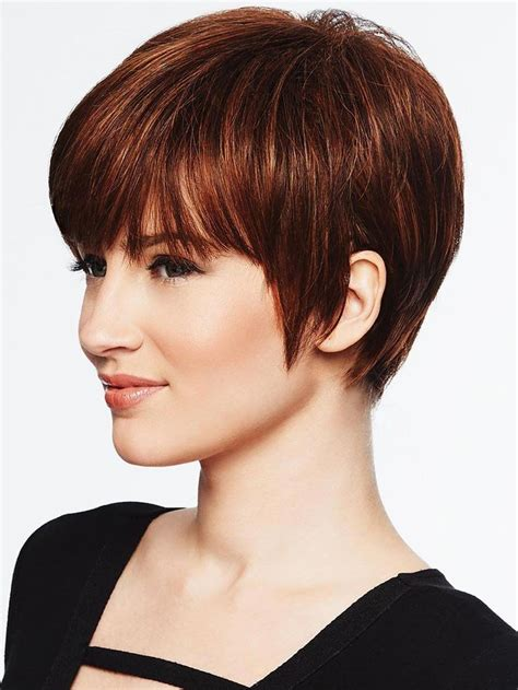 short textured pixie cut heat friendly synthetic wig