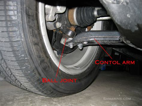 Control arm: problems, when to replace, repair cost