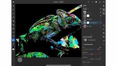 Photoshop Ipad Screen Ui Enlarge Infuriating Turns