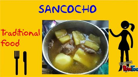 r駭ov cuisine traditional food sancocho colombia
