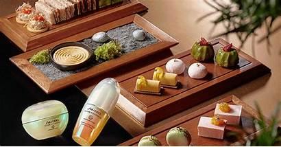 Mandarin Tea Afternoon Shiseido Hong Kong Oriental