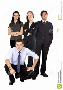 Young Business Team Stock Photo - Image: 833360