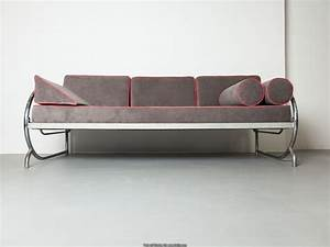 Bauhaus couch rivaline for Bauhaus sofa bed