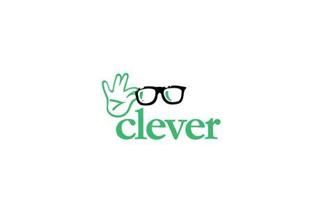 cleverglasses logo design logo cowboy