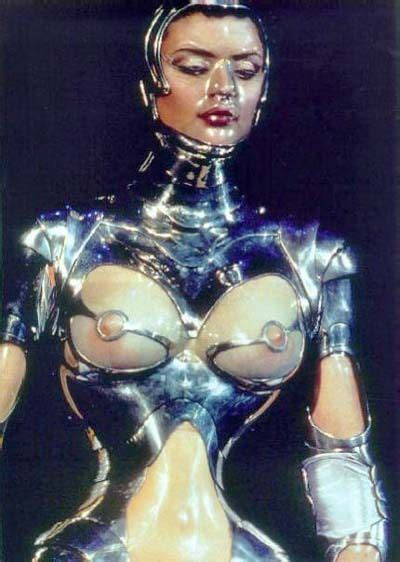 created  french couturier thierry mugler