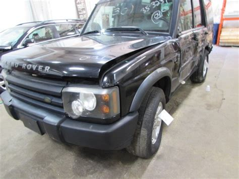 Parting Out 2004 Land Rover Discovery