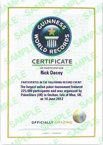 get your own guinness world record certificate With guinness world record certificate template