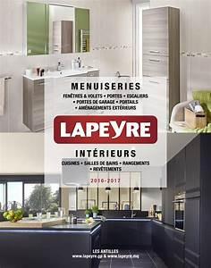 lapeyre 2016 2017 by momentum media issuu With porte d entrée pvc avec colonne salle de bain gain de place