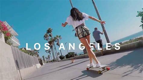 stunning south korean longboarder angel ko hyojoo