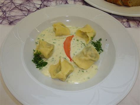 sauce boursin cuisine parcours cuisine archive tortellini au jambon