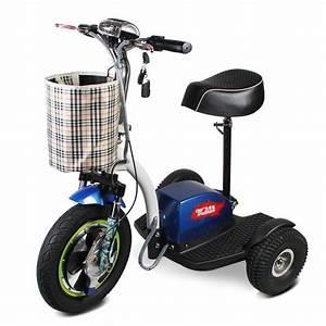 3 Rad Elektroroller : zappy 3 rad elektro roller hl 07 elektrischer scooter ~ Kayakingforconservation.com Haus und Dekorationen