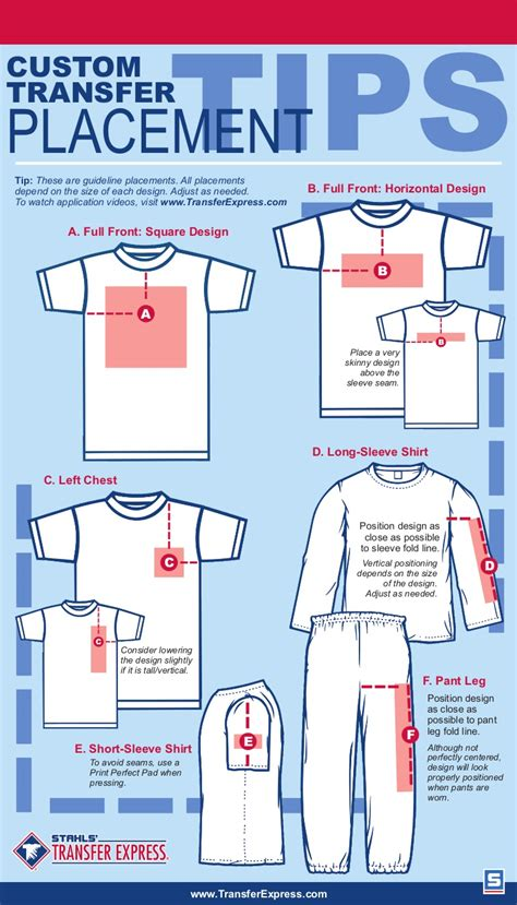 left chest logo placement template image placement for custom apparel