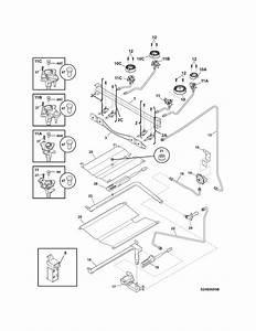 Frigidaire Ffgf3053lsj Gas Range Parts