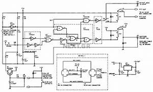 preamp transmit receive sequencer circuit With sequencer circuits