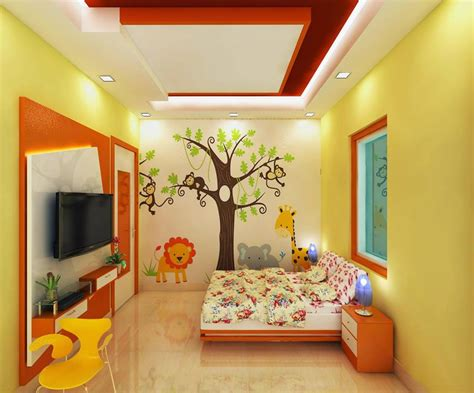 Interior Design For Kids Room At Modern Home Design Ideas