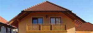 Holz Für Balkongeländer : gel nder f r treppen balkone und terrassen montieren ~ Lizthompson.info Haus und Dekorationen