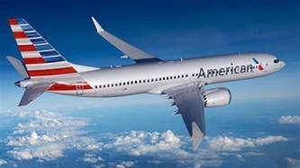 American Airlines 737 Business