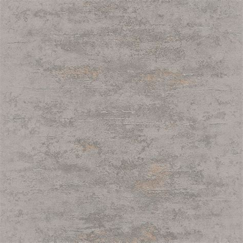 grandeco orion concrete stone distressed metallic