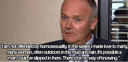 Creed Office Quotes Bratton Gay Inspirational Funny