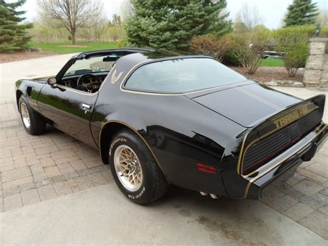 Trans Am Special Edition by 1979 Trans Am Y84 Special Edition 4 Speed 1 Of 1107
