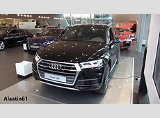 Audi Q5 2017 In Depth Review Interior Exterior YouTube