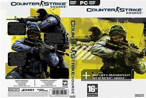 Counter Strike: Source - PC Game Covers ...