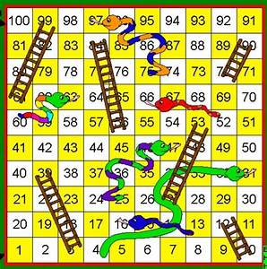 snakes and ladders templates technology integration With printable snakes and ladders template