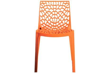 fabricant de chaises de cuisine lot de 2 chaises design orange gruyer chaises design pas