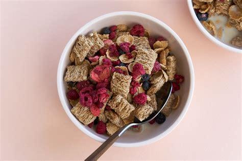 big crunchy  breakfast cereal  cookbooks
