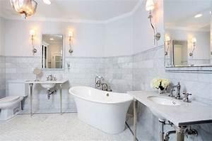 Parisian, Style, Bathroom, In, Lagrange, Draws, Industry