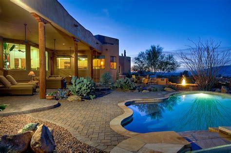 Santa Fe Style Home Arizona Santa Fe Architectural Style