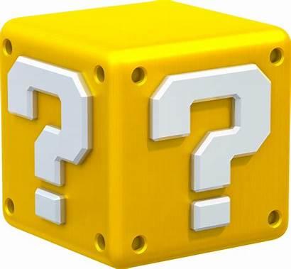 Mario Super 3d Block Question Blocks Mystery