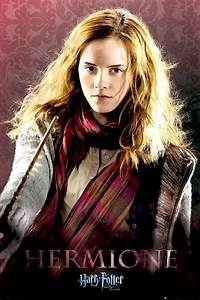 Hermione Granger - Favorite Harry Potter Character | All ...