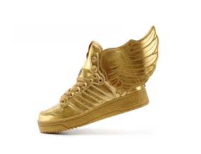 Gold Adidas Shoes High Tops