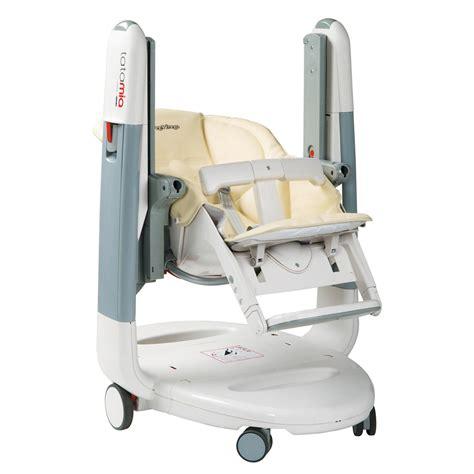 chaise haute tatamia chaise haute bébé tatamia de peg perego sur allobébé