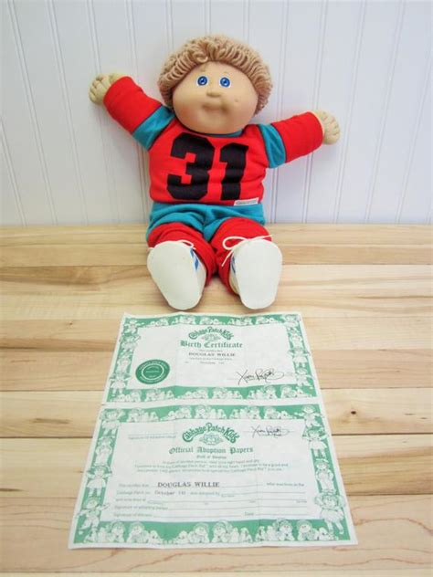 Vintage Collectible 1985 Cabbage Patch Kids 16 Doll