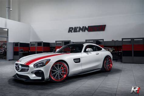 Mercedes Amg Gt Modification by Renntech Further Details Amg Gt S Project Car Carscoops
