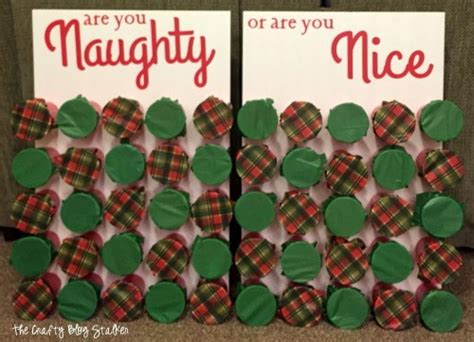 naughty or nice christmas game page 2 of 2 the crafty