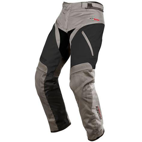 motorcycle pants alpinestars andes drystar waterproof motorbike motorcycle