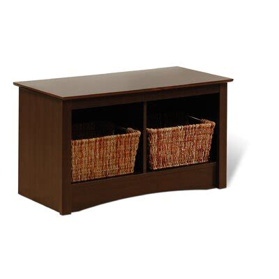 Prepac Storage Bench by Prepac Fremont Cubbie Storage Bench Reviews Wayfair